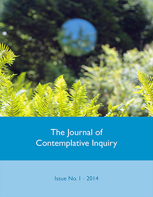 Issue No. 1: The Journal of Contemplative Inquiry